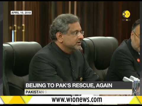 Pakistan borrows one billion US dollars from Beijing to avert forex crsis