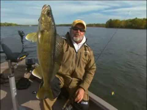 Triggering the constantly moving Walleye