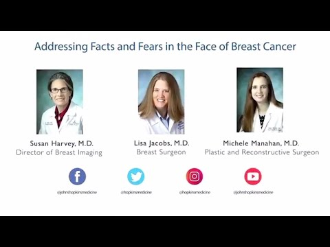 Addressing Facts And Fears In The Face Of Breast Cancer