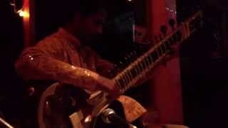 Sitar Music Concert by Batuk Mishra at International Yoga and Music Festival