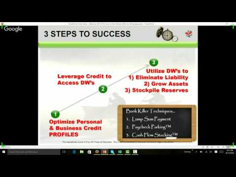 Webinar of How to Own Homes With NO Loans