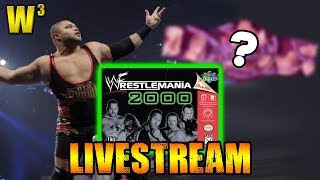 What's the WANGDOODLE Championship? Wrestlemania 2000 Livestream! | Wrestling With Wregret