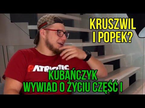 WYWIAD O ŻYCIU - KUBAŃCZYK/OCHRONIARZ - CZĘŚĆ I *jak raper trafił do Kruszwila?*   MATEUSZ KANIOWSKI