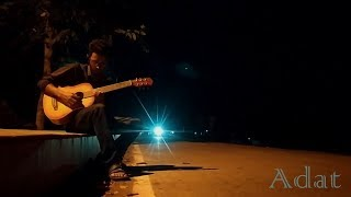 Adat ( Instrumental cover by Riad Rudro )