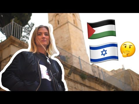 WE WENT TO PALESTINE  🇵🇸// VLOG 10