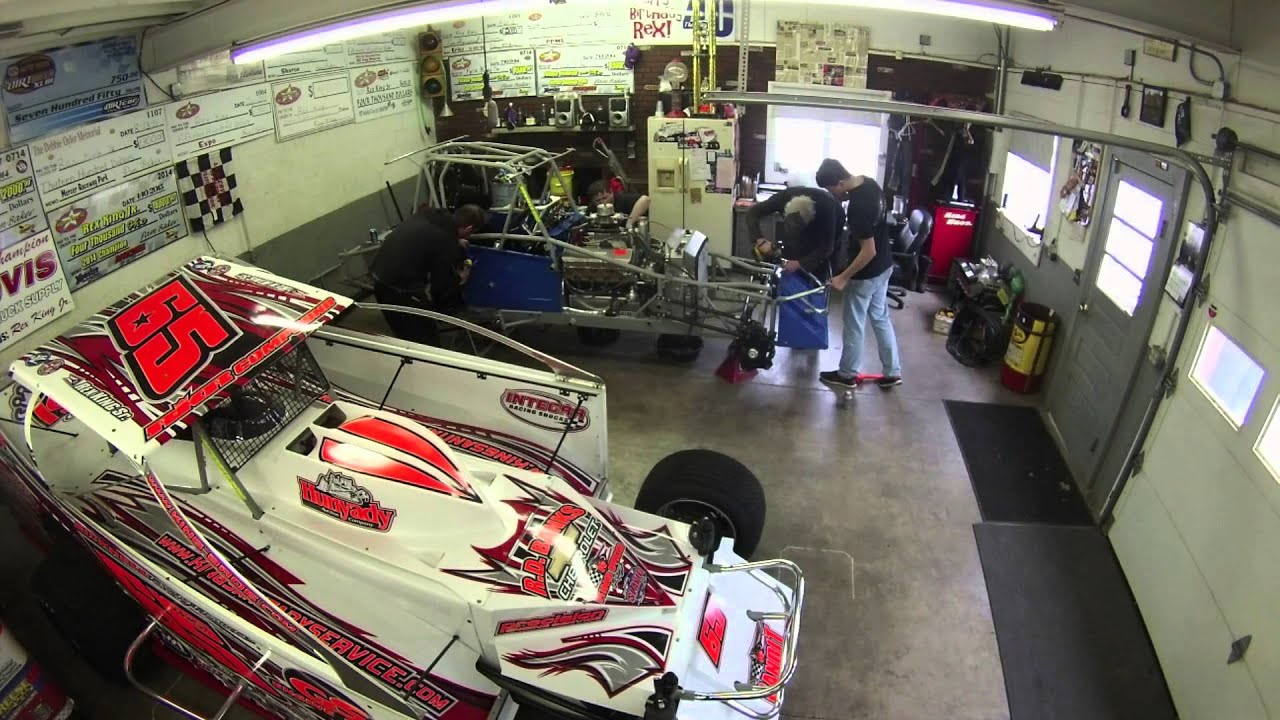 Russ King Racing Big Block Modified Build Youtube