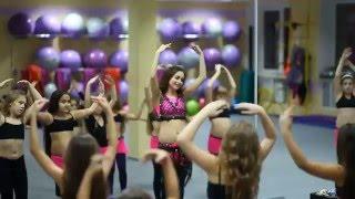 Екатерина Патока Школа танцев Восточные танцы с детьми