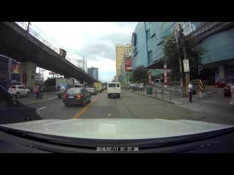 TDS360 Dashcam Daytime Capture