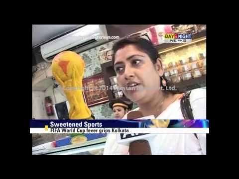 FIFA World Cup fever grips Kolkata