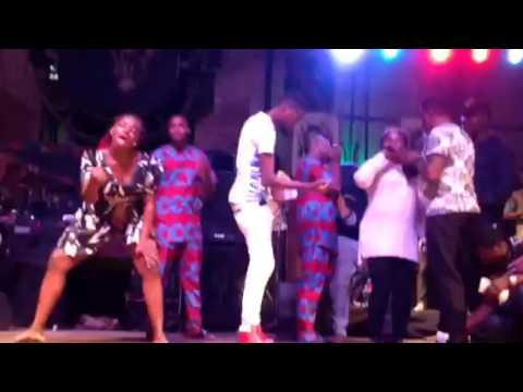 ST JANET LIVE IN THE NEW AFRIKA SHRINE