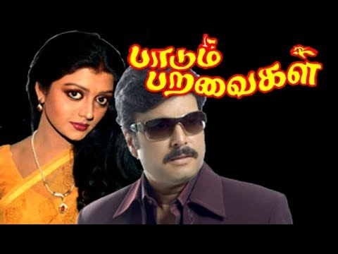 Paadum Paravaigal | Karthik,Banupriya | Superhit Tamil Movie HD