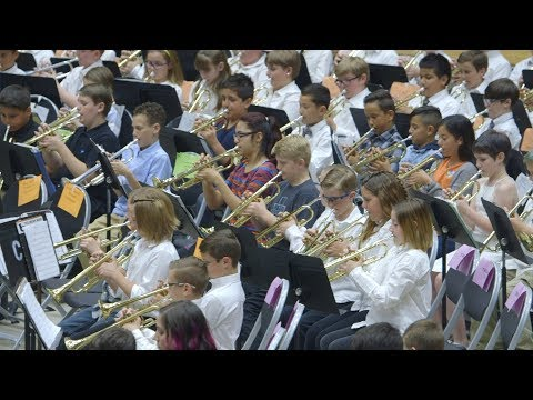 Continental Divide – Combined Elementary Bands