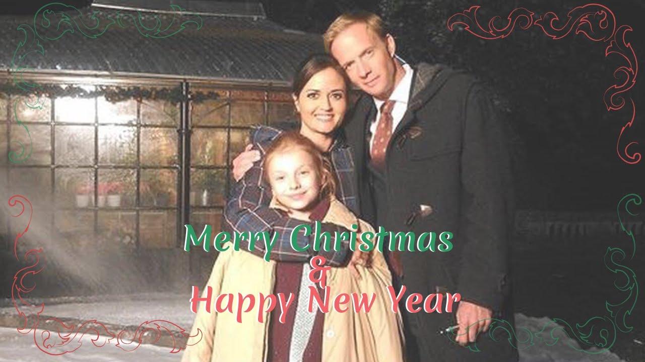 Download Merry Christmas and Happy New Year - Rupert Penry-Jones & Danica McKellar