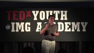 The teenager who battled Tommy John | Ben Long | TEDxYouth@IMGAcademy