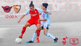 🚨 CD Tacón - Sevilla FC Femenino 🚨 ⚽ EN DIRECTO