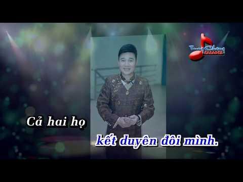 Karaoke   Đám Cưới Như Mơ   Quang Linh ✔