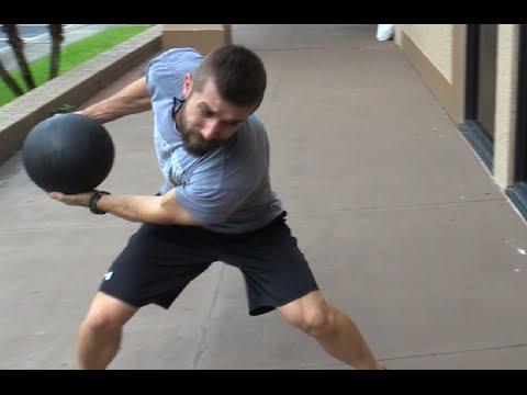 3 Med Ball Exercises for Explosive Power