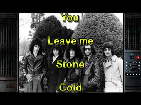 Stone Cold YT Karaoke, Rainbow