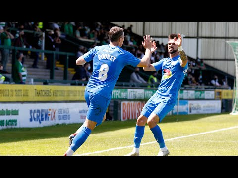 Yeovil Stockport Goals And Highlights