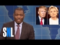 Weekend Update on the Final Days of the Election - SNL
