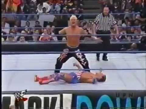 Scotty 2 Hotty vs Kurt Angle - Smackdown 05/18/00
