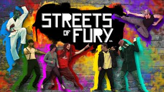 Streets of Fury : Extended edition - Announcement Trailer