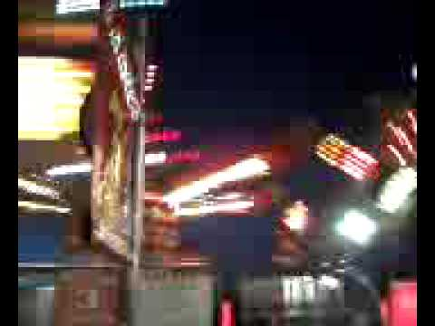 The carnival in Plainview, Texas