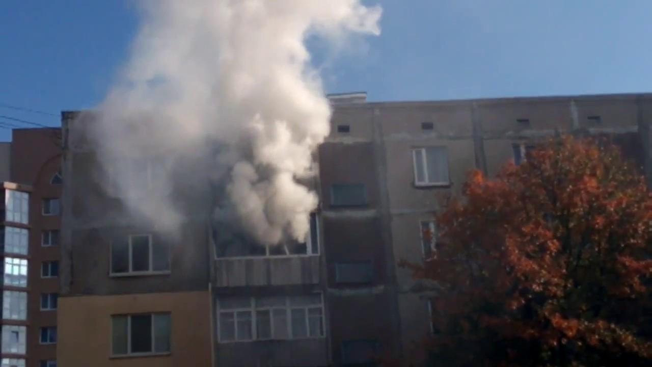 У вогні мало не загинула 79-річна прикарпатка