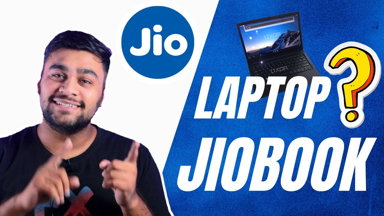 Jiobook ? New Laptop With Jio-OS ? Every Detail