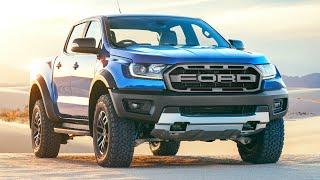 Ford Raptor Ranger 2019