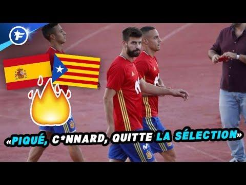 Piqué conspué et insulté avec la sélection espagnole | Revue de presse