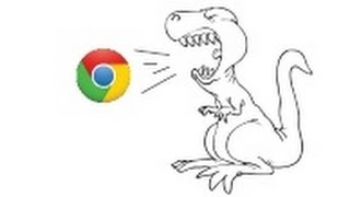 Dinosaur Game (Google Chrome Easter Egg)