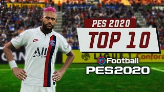 PES 2020 - TOP 10 GOALS #3 | HD