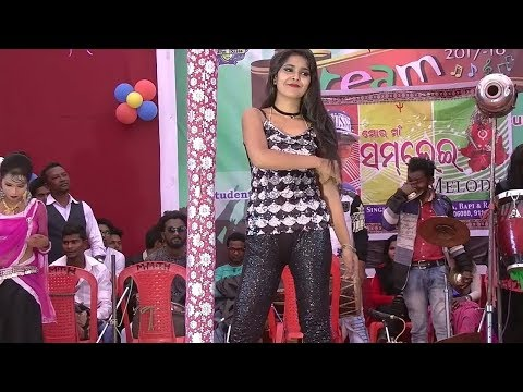 Selfie bebo mantu chhuria stage show