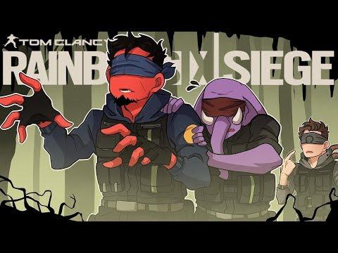 THE BIRD BOX CHALLENGE! | Rainbow Six: Siege (w/ Ohmwrecker & Gorillaphent)