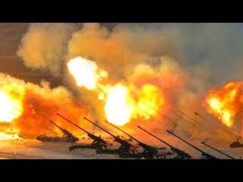 US Military puts on a SHOW OF FORCE in military exercise  2017
