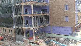 The Wilkinson Building: Time Lapse—2 Years in 2 Minutes