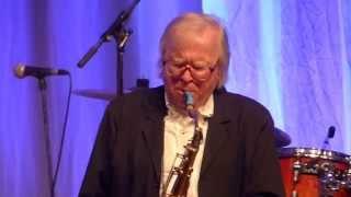 Einer der Höhepunkte der 9. Hofer Jazztage: Klaus Doldinger mit Ingfried Hoffmann  und Passport.