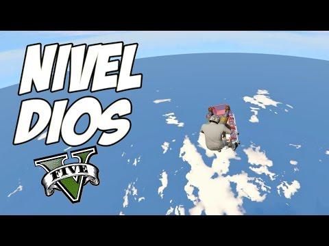 ACROBACIA DESDE EL PUNTO MÁS ALTO DEL JUEGO! (Grand Theft Auto 5)