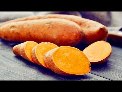5 Incredible Health Benefits Of Sweet Potatoes