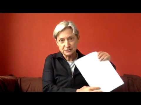 Judith Butler on antisemitism & BDS