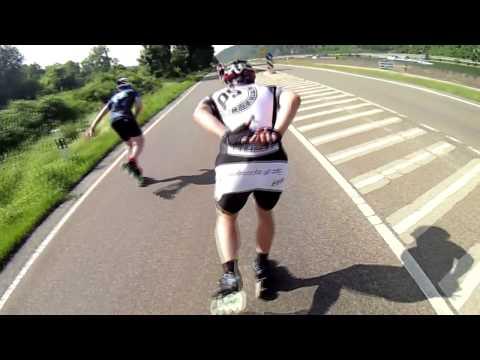 mittelrhein marathon 2012 - inline speedskating