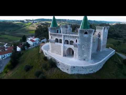 Castelo de Porto de Mos 4K UHD