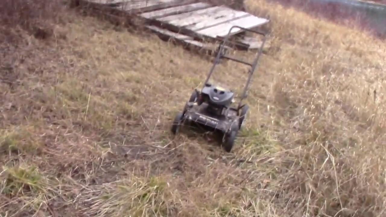 Building a Brush Mower