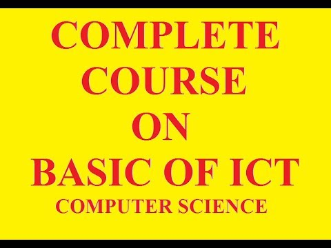 what is information and communication technology | what is ict | information technology management