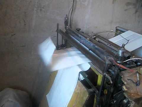 Maquina de sacolas blocadora caseira patente requerida - Maquinas para pintar ...