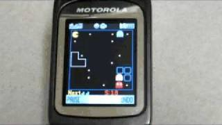 Pac-Man Puzzle: Level 18