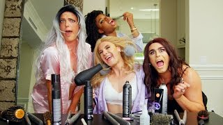 "Little Mix - ""Hair"" ft. Sean Paul PARODY Bart Baker Sub Español"