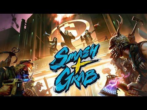 Smash + Grab Official Teaser Trailer