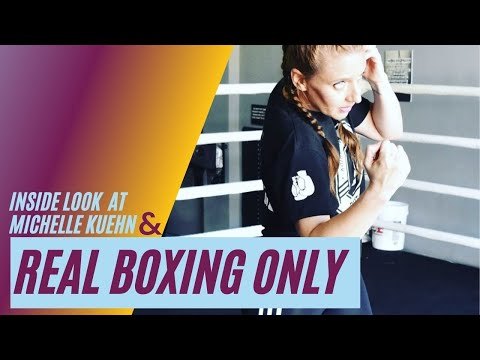 The Gaggler - 🥊 Michelle Kuehn: How Boxing Changed My Life 🥊